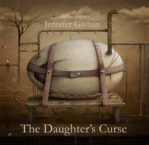 Jennifer Givhan - The Daughter's Curse