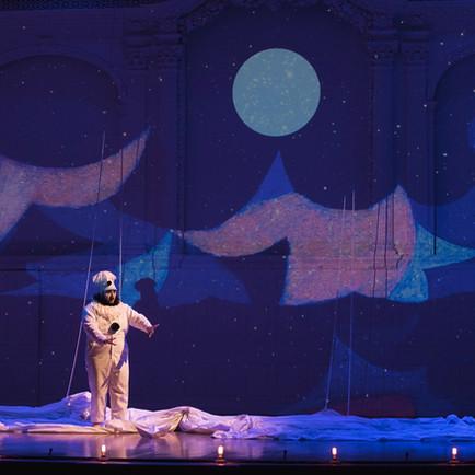 Projection Designer, Stravinsky's 'Le Rossignol'