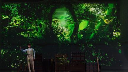 Projection Designer & Engineer: Yale Opera Scenes