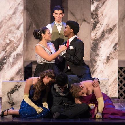 Opera Scenes director: Arezzo, Italy