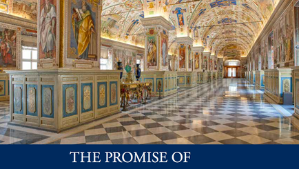 The Promise of the Vatican Library