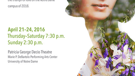 "Premiering role of ""Celia"" in commissioned opera"
