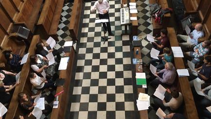 Singer: Oxford University Choral Summer Scholars