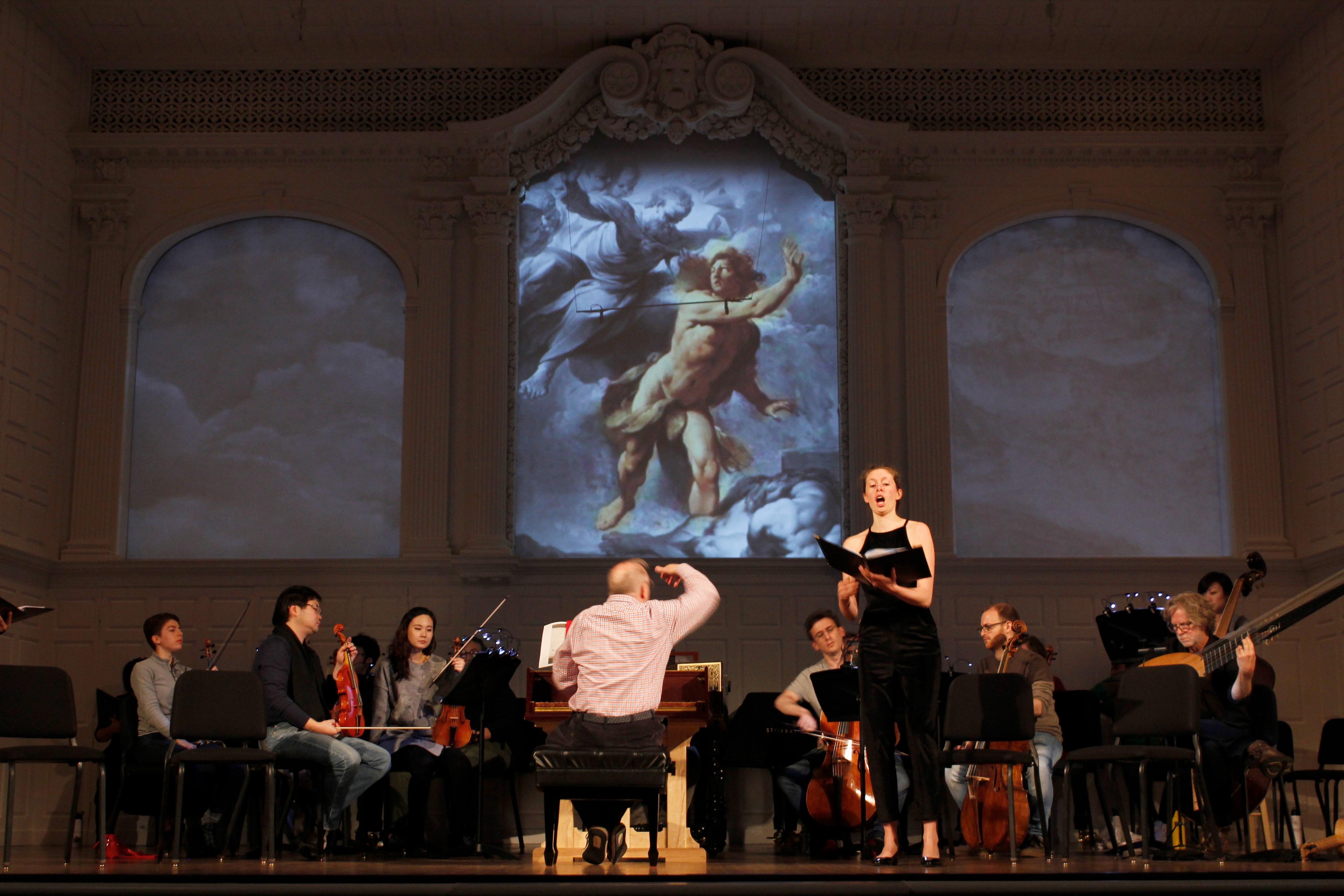 """Scarlatti """"Il Primo Omicidio"""""""