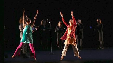 Collaboration & Music Director: Dartmouth Dance Ensemble