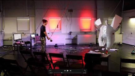 Light & Projection Designer: Pragmatists - experimental theater