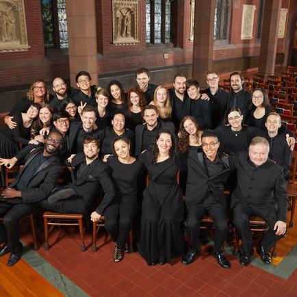 Soprano: Yale Schola Cantorum