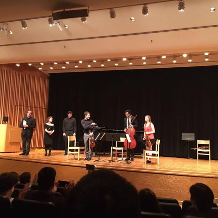 Student Composer Forum