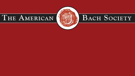 American Bach Society - Music of Sebastian Knüpfer