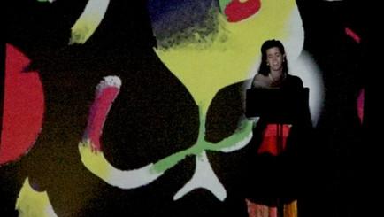 Projection Designer: Poulenc's Le travail du peintre