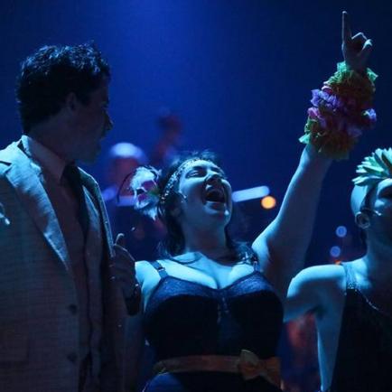 Lights operator: Cabaret, Dartmouth Theater