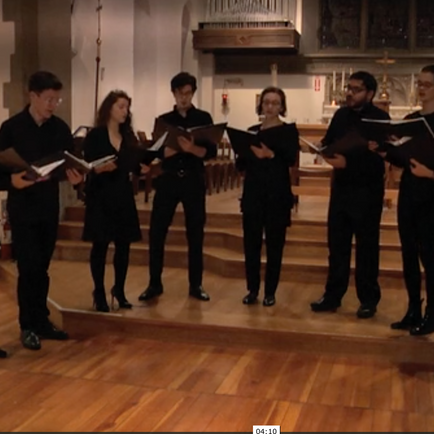 Founded ensemble: Clamare Singers