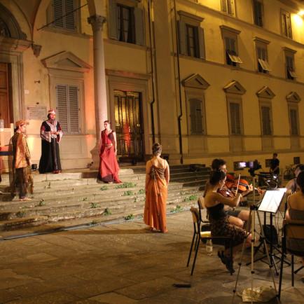 Producing Handel's Serse: Arezzo, Italy