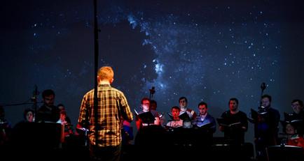 "Projection Designer: ""Considering Matthew Shepard"" oratorio"