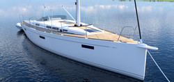 C-Yacht 42-47 front wide