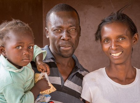 A glimpse into family life in Shiyala - Part 2
