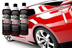 FastWax, Fast Wax, FW, RJ Brown's Original, Aerosol Wax, Waterless Wax, RJ Brown Racing, Twice the Shine in Half the Time, Kissimmee, Orlando, Florida