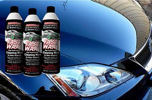 Free Fastwax, RJ Brown's Original Fastwax, Fast Wax, Waterless, Aerosol, Orange County