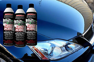 Free Fastwax, RJ Brown's Original Fastwax, Fast Wax, Waterless, Aerosol, Orange County
