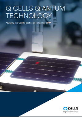 Q Cells - Q.Antum Technology Brochure