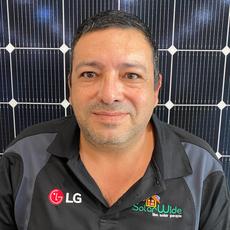 Javier - Solar Energy Consultant