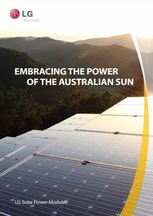LG - Solar Power Module Brochure