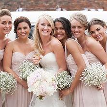 blush-bridesmaid-dresses-babys-breath-bo