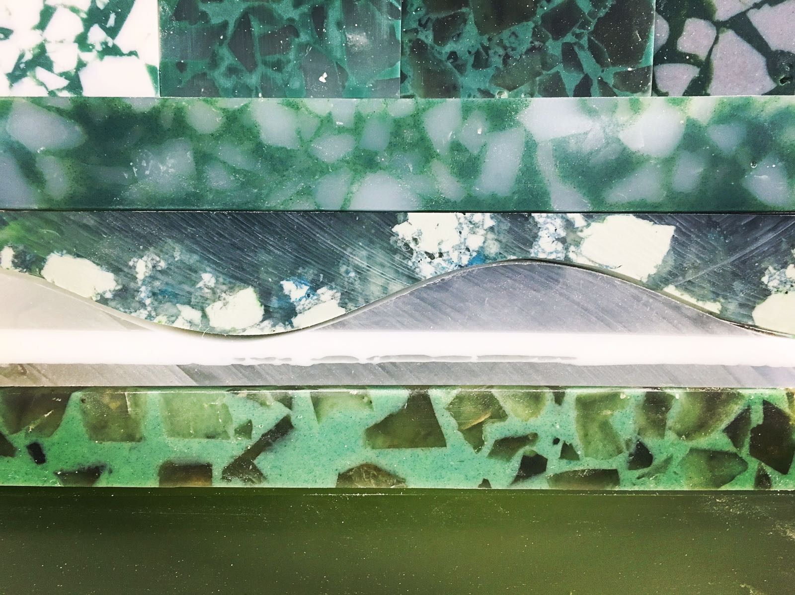 Resin panels