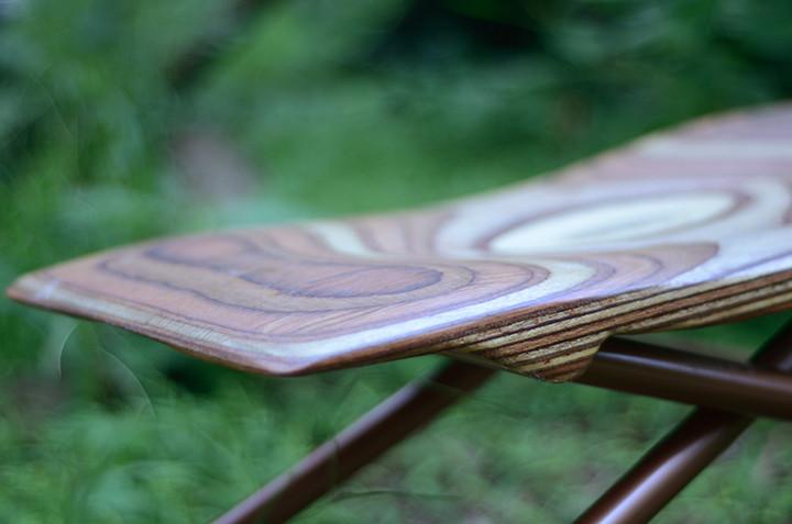 RAAW | Spider Chair | cnc furniture design