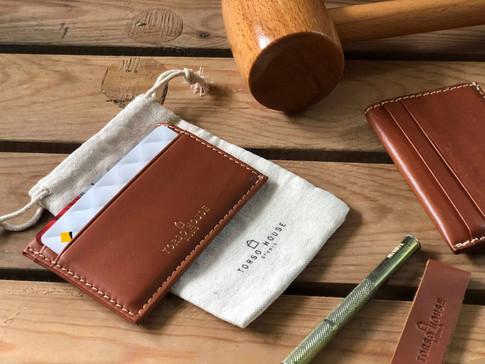 Torso House Leather Wallets