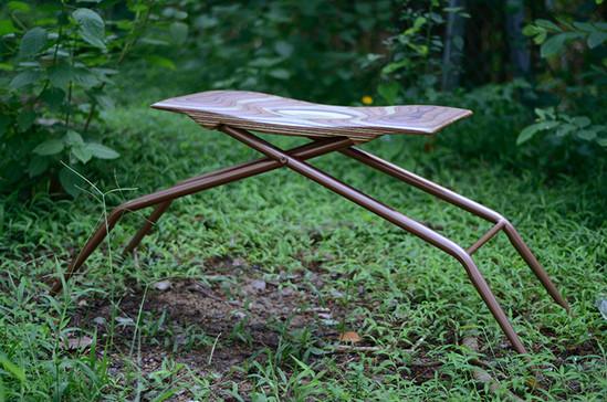 RAAW | Spider Chair | bespoke furniture design