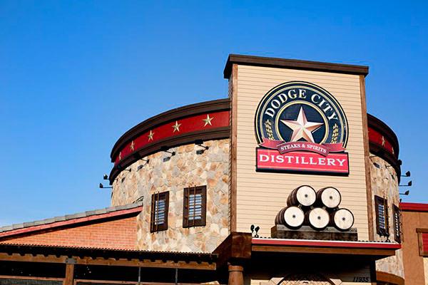 Dodge City Distillery, KC USA