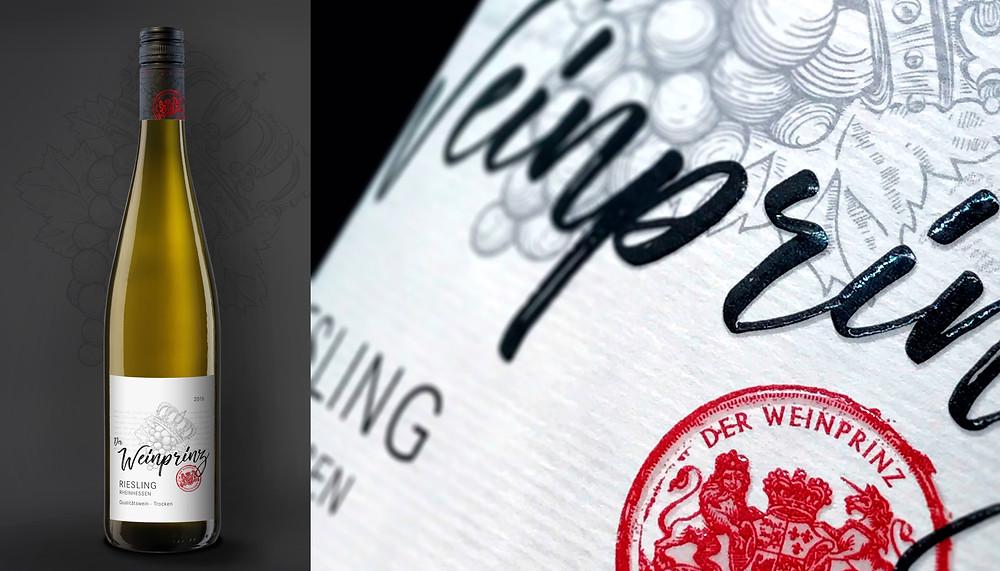 Der Weinprinz Riesling