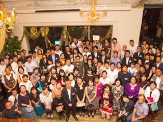 「上阪徹のブックライター塾」大交流会が開催されました!参加者130名超!