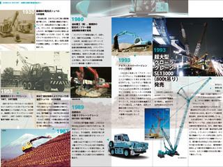 コベルコ建機の中国市場向け広報誌が完成。30号記念号はコベルコの歴史特集で