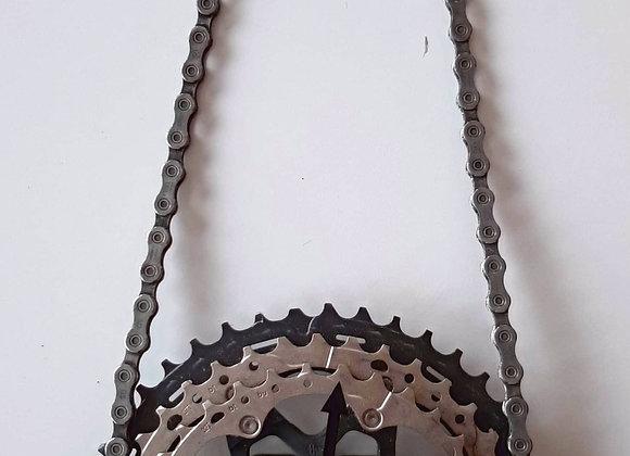 Horloges Chaines de Vélos
