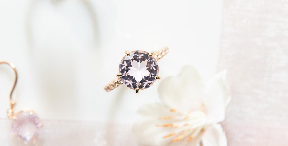 Himitsu Sakura -diamond- Ring