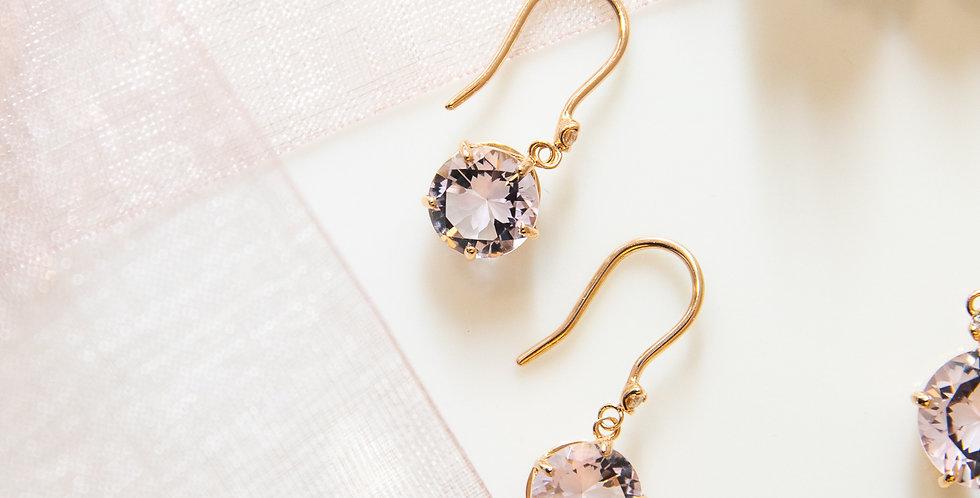 Himitsu Sakura -diamond- Earrings