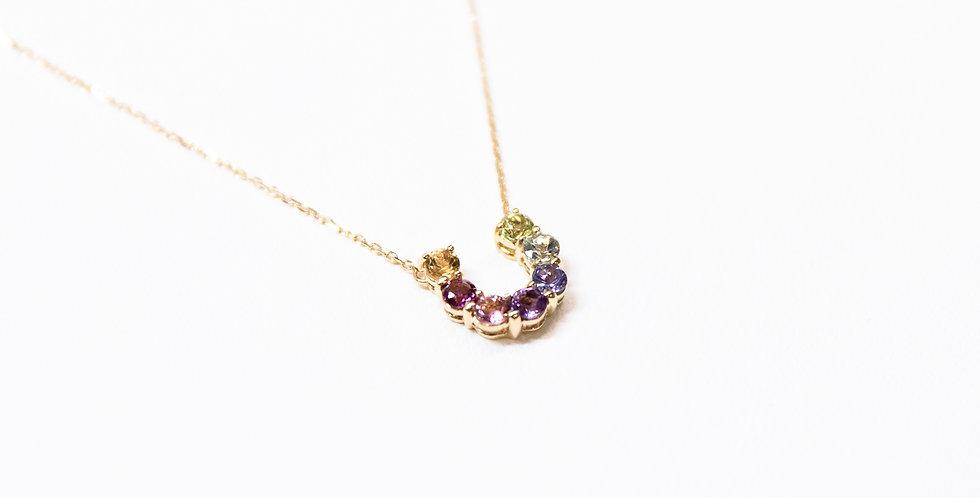 Amulet Necklace - Horseshoe