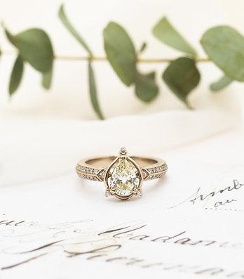 Epoque Ring