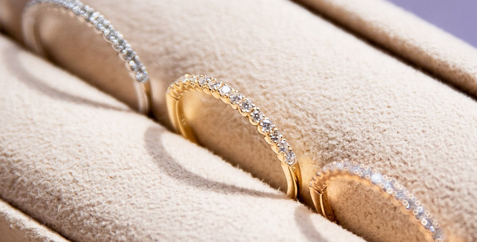 Classic Diamond Band Ring
