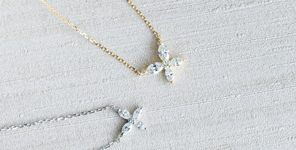 MQ Butterfly Necklace