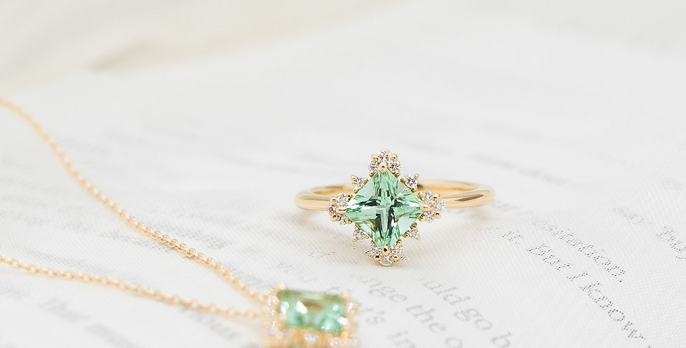Menthe Ring