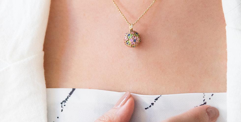 Temari Necklace
