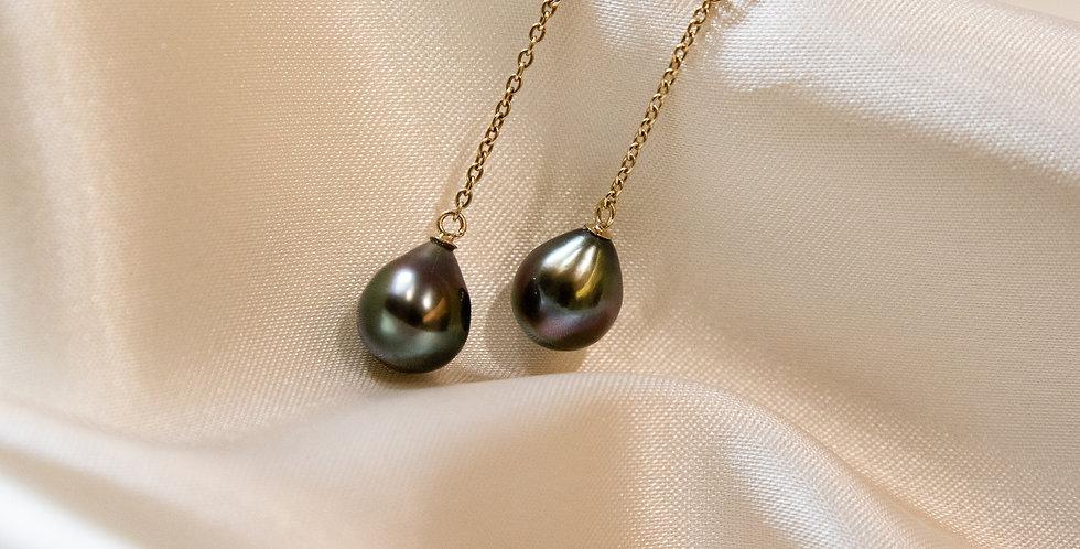 Poetic Pearl Earrings