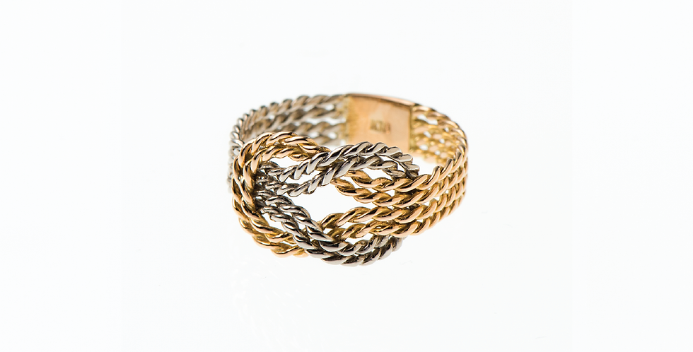 Petit Lien Ring - Musubi