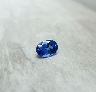 Non-heat Blue Sapphire