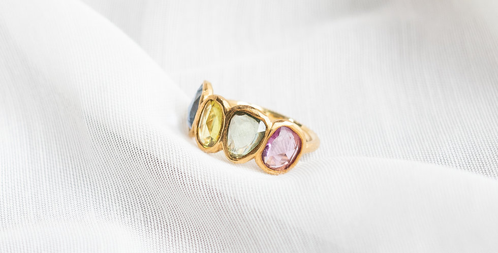 Colorata Ring