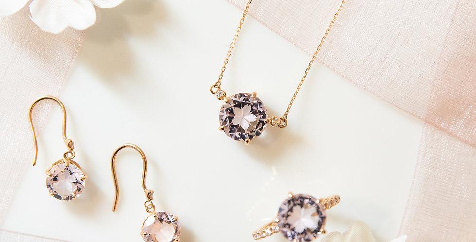 Himitsu Sakura -diamond- Necklace