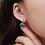 Thumbnail: Camellia Earrings - Artisan